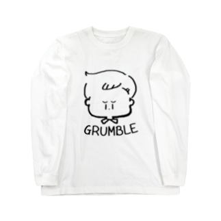 GRUMBLE BOY Long sleeve T-shirts