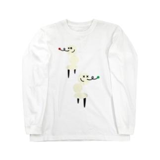 チェリー&チェリオ(No.2) Long sleeve T-shirts