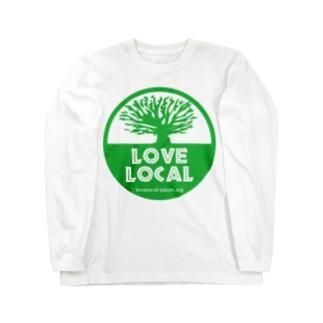 LLJ.org Long sleeve T-shirts