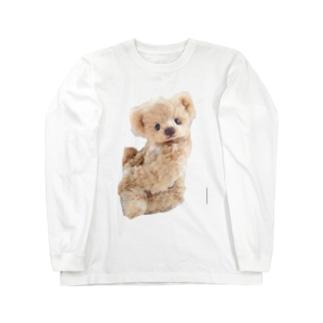 ティディベア Long sleeve T-shirts