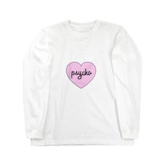 ハート💓💓 Long sleeve T-shirts