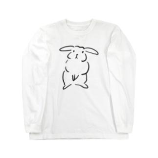立ち上がるふぇん! Long sleeve T-shirts