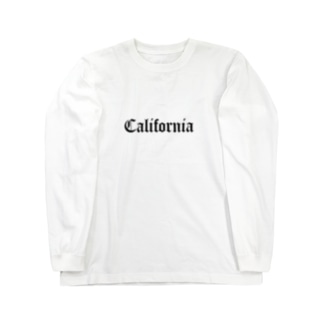 California Long sleeve T-shirts