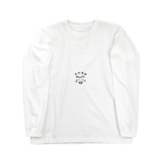 kiyasumeのきやすめグッズ Long sleeve T-shirts