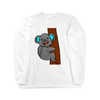 コアラのまさみ Long sleeve T-shirts