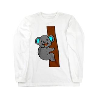コアラのまさみ2 Long sleeve T-shirts