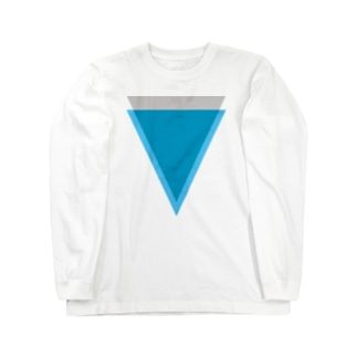 Verge(バージ)ロゴ Long sleeve T-shirts