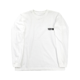 1016/∞aw&ss Long sleeve T-shirts