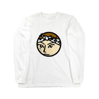 パ紋No.3139 ゆり Long sleeve T-shirts