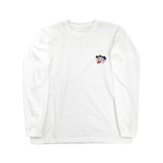 ぱお Long sleeve T-shirts