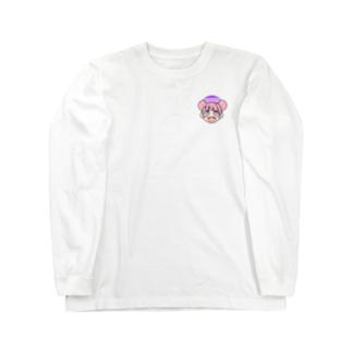 わ Long sleeve T-shirts