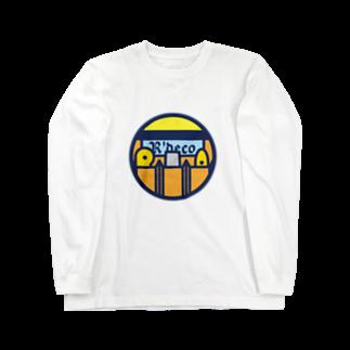 原田専門家のパ紋No.3144 R'deco  Long sleeve T-shirts