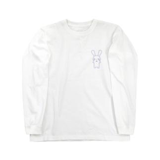 うさぎさん Long sleeve T-shirts