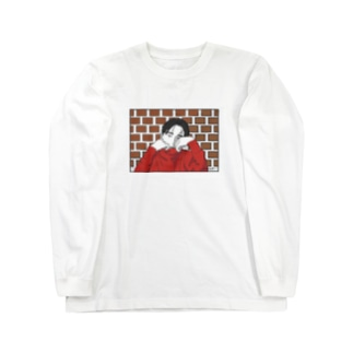 rope boy Long sleeve T-shirts