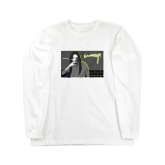 what up? Long sleeve T-shirts