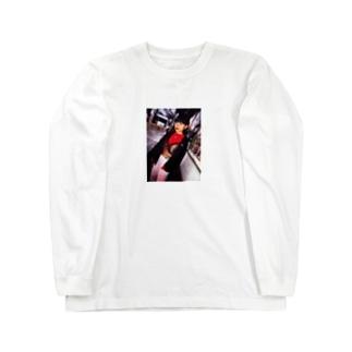 まりちん Long sleeve T-shirts