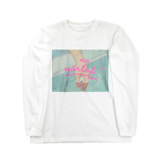 marloliのぷかぷか Long sleeve T-shirts
