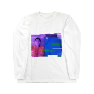 ざけんか Long sleeve T-shirts