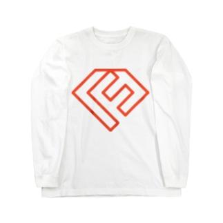 福岡Ruby会議02 ロゴマーク Long sleeve T-shirts
