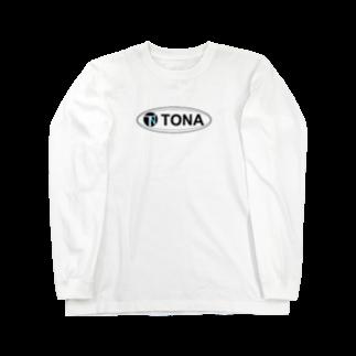 TONA1045のTONAboard Long sleeve T-shirts