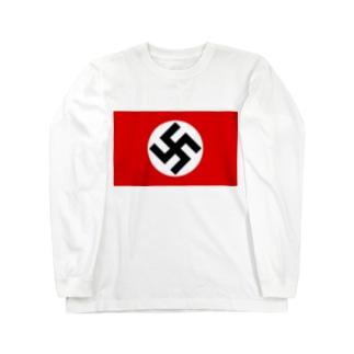 HEIL HITLER TEE Long sleeve T-shirts