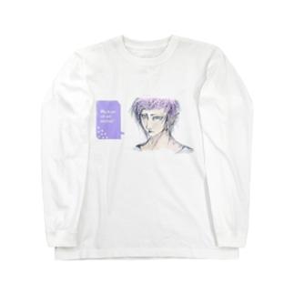 カッタルー Long sleeve T-shirts