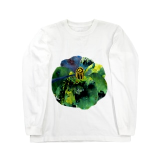 かぼちゃージュ Long sleeve T-shirts