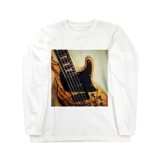キャメロン Long sleeve T-shirts