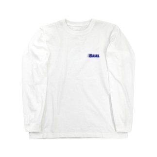 STOP_THE_WAYA_B Long sleeve T-shirts