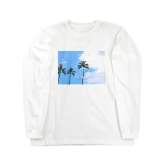 akuaroute Long sleeve T-shirts