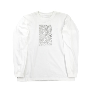 鯉 Long sleeve T-shirts