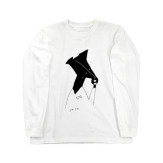 ヨヨ Long sleeve T-shirts