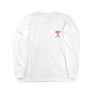 びるびる Long sleeve T-shirts