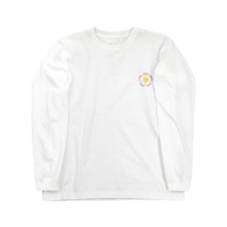 プルメリア歯科 Long sleeve T-shirts