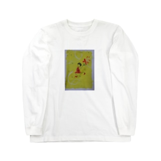 dancin' girl Long sleeve T-shirts