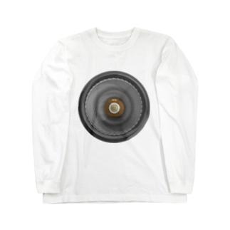 砲口 Long sleeve T-shirts