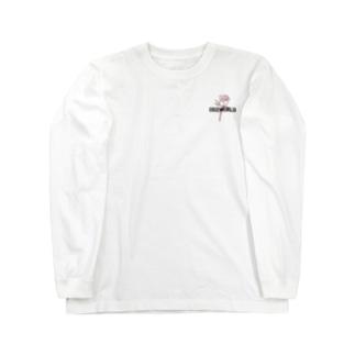ODZWORLD ROSE Long sleeve T-shirts
