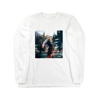 FIRE SHIBUYA Long sleeve T-shirts