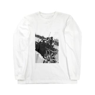おーるどぽーと Long sleeve T-shirts