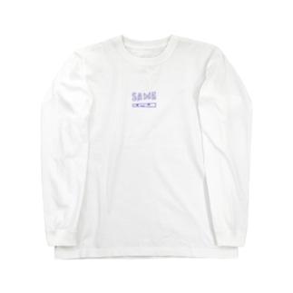 Afleru × All The Same Long sleeve T-shirts