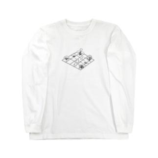 oniwa Long sleeve T-shirts