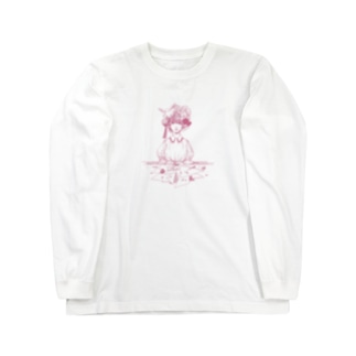 lettersets Long sleeve T-shirts
