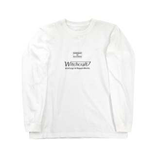 Witchcraft logo Long sleeve T-shirts