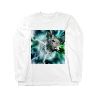 魔界の馴鹿が召喚された Long sleeve T-shirts