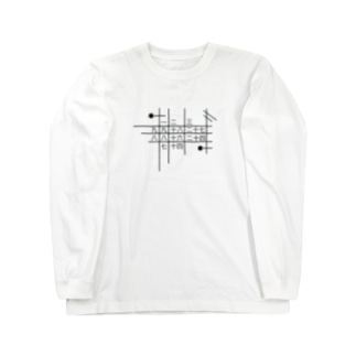 掛け算シリーズ Long sleeve T-shirts