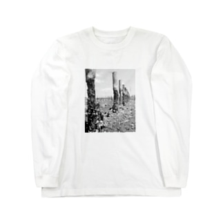 River Side Long sleeve T-shirts