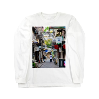 shin_juku Long sleeve T-shirts