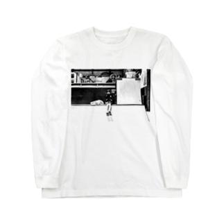 skate_girl Long sleeve T-shirts