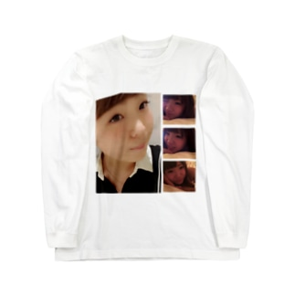 あ Long sleeve T-shirts