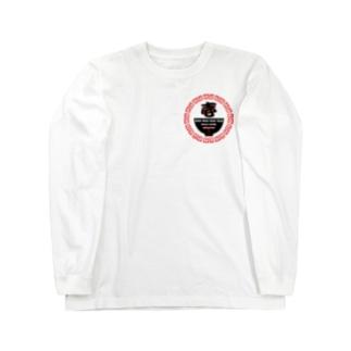 イッチョーメラーメン Long sleeve T-shirts